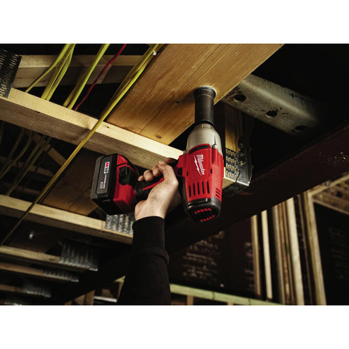 Milwaukee 2664-22 M18 18V Cordless 3/4 in. Lithium-Ion Impact Wrench image number 2