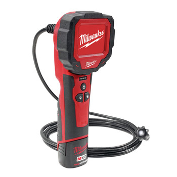 Milwaukee 2314-21 M12 Lithium-Ion M-SPECTOR 360 Rotating Digital Inspection Camera with 9 ft. Cable image number 4