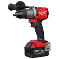Milwaukee 2997-22 M18 FUEL Brushless Lithium-Ion 1/2 in. Cordless Hammer Drill Driver/ 1/4 in. Impact Driver Combo Kit (5 Ah) image number 2