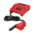 Milwaukee 2678-22BG M18 Force Logic 18V 2.0 Ah Cordless Lithium-Ion 6T Utility Crimper Kit with D3 Groves and Fixed BG Die image number 6
