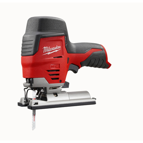 Factory Reconditioned Milwaukee 2445-80 M12 12V Cordless Lithium-Ion High Performance Jig Saw (Tool Only) image number 1