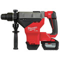 Milwaukee 2718-22HD M18 FUEL 1-3/4 in. SDS MAX Rotary Hammer with ONE KEY and (2) 12 Ah Batteries image number 2