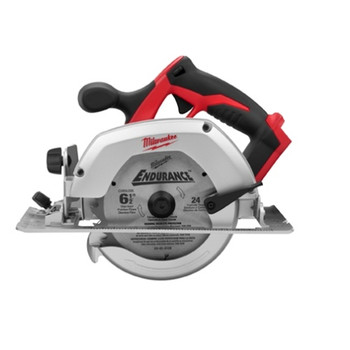 Factory Reconditioned Milwaukee 2630-80 M18 18V Cordless Lithium-Ion 6-1/2 in. Circular Saw (Tool Only)