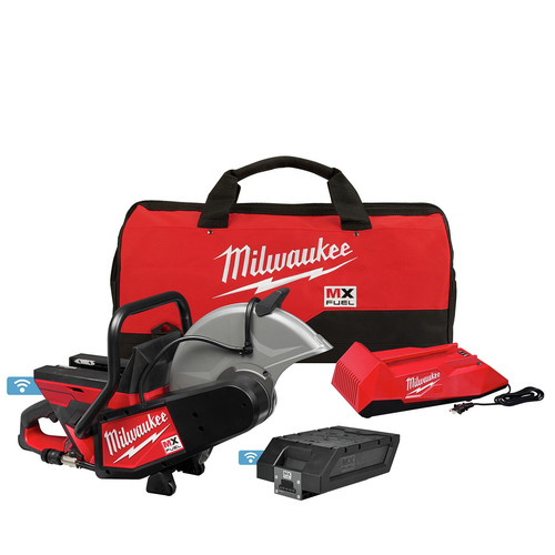 Milwaukee MXF314-1XC MX FUEL Lithium-Ion 14 in. Cordless Cut-Off Saw Kit image number 0
