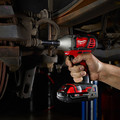 Milwaukee 2658-22CT M18 Lithium-Ion 3/8 in. Impact Wrench Kit with Friction Ring image number 4