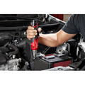 Milwaukee 2566-22 M12 FUEL Brushless Lithium-Ion 1/4 in. Cordless High Speed Ratchet Kit (2 Ah) image number 8