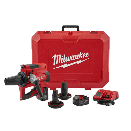 Factory Reconditioned Milwaukee 2633-82 M18 FORCELOGIC Cordless Lithium-Ion 2 in. - 3 in. ProPEX Expansion Tool Kit image number 0
