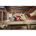 Milwaukee 2830-21HD M18 FUEL Rear Handle 7-1/4 in. Circular Saw Kit image number 10