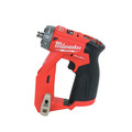 Milwaukee 2505-22 M12 FUEL Lithium-Ion 3/8 in. Cordless Installation Drill Driver Kit (2 Ah) image number 1