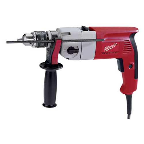 Factory Reconditioned Milwaukee 5378-80 7.5 Amp Variable Speed Dual Torque 1/2 in. Corded Hammer Drill image number 0
