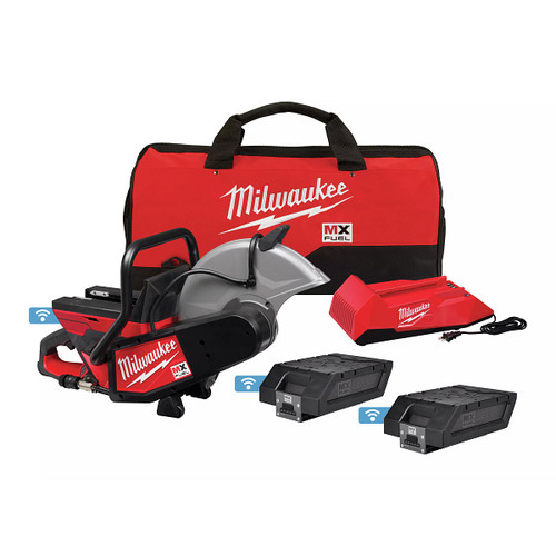 Milwaukee MXF314-2XC MX FUEL Brushless Lithium-Ion 14 in. Cordless Cut-Off Saw Kit (6 Ah) image number 0