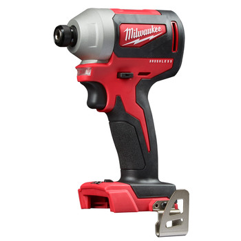 Milwaukee 2851-20 M18 Brushless 1/4 in. Hex 3 Speed Impact Driver (Tool Only) image number 1