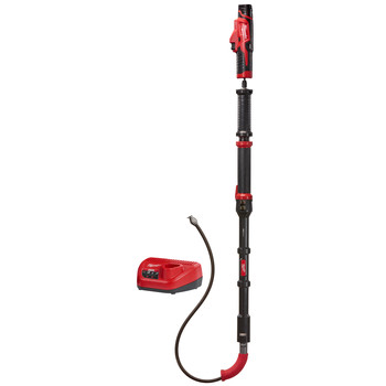 Milwaukee 2576-21 M12 12V 1.5 Ah Cordless Lithium-Ion TRAPSNAKE 6 ft. Toilet Auger image number 0