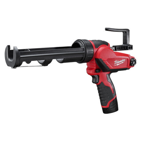 Factory Reconditioned Milwaukee 2441-81 M12 Li-Ion 10 oz. Caulk and Adhesive Gun Kit image number 0