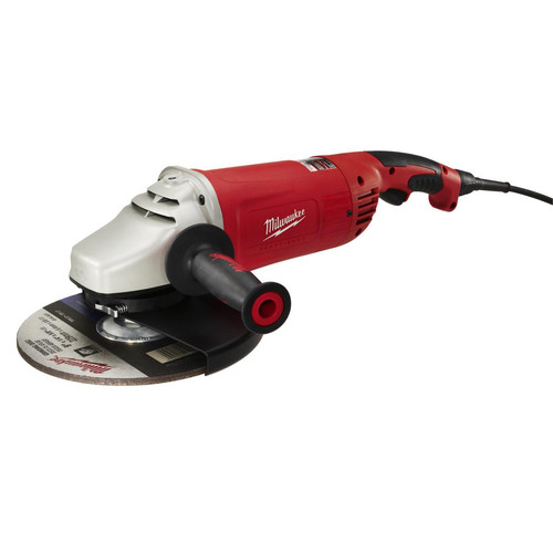 Milwaukee 6089-31 7 in./9 in. Roto-Lok Large Angle Grinder