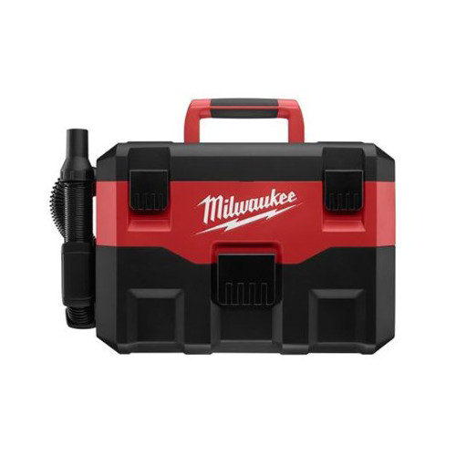 Factory Reconditioned Milwaukee 0880-80 18V Cordless Lithium-Ion 2 Gallon Wet/Dry Vacuum (Bare Tool)