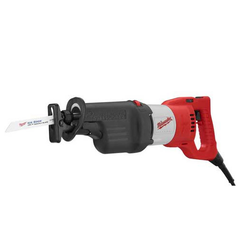 Factory Reconditioned Milwaukee 6523-81 360 Degree Rotating Handle Orbital Super Sawzall Reciprocating Saw