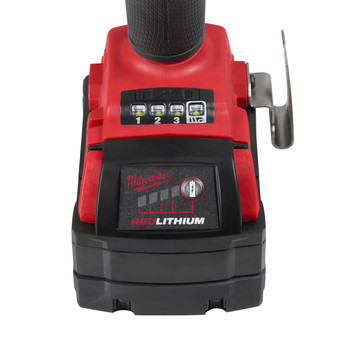 Milwaukee 2753-22 M18 FUEL 5.0 Ah Lithium-Ion 1/4 in. Hex Impact Driver Kit image number 3