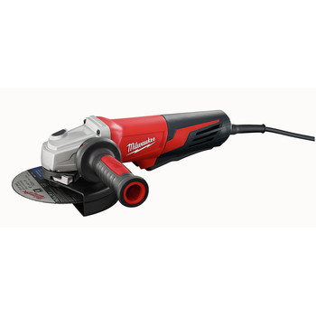 Milwaukee 6161-31 6 in. 13 Amp Paddle Switch Small Angle Grinder image number 0