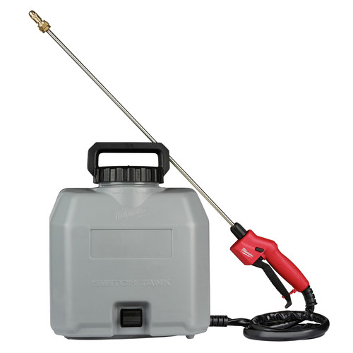 Milwaukee 49-16-28CS SWITCH TANK 4- Gallon Concrete Sprayer Tank Assembly image number 0