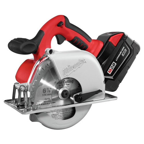 Milwaukee 0740-22 M28 Lithium-Ion 6-7/8 in. Metal Cutting Saw with Case