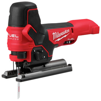 Milwaukee 2737B-20 M18 FUEL Barrel Grip Jig Saw (Tool Only)