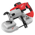 Milwaukee 0729-21 M28 Cordless Lithium-Ion Portable Band Saw with Case image number 1
