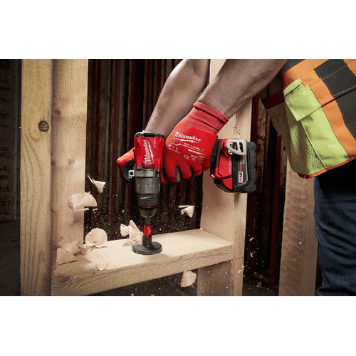 Milwaukee 2805-22 M18 FUEL Lithium-Ion 1/2 in. Cordless Drill Driver Kit with ONE-KEY (5 Ah) image number 8
