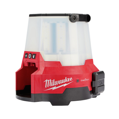 Milwaukee 2147-20 M18 RADIUS Compact Site Light with ONE-Key (Twist Lock) (Tool Only) image number 0