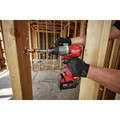 Milwaukee 2998-23 M18 FUEL Brushless Lithium-Ion Cordless 3-Tool Combo Kit (5 Ah) image number 6