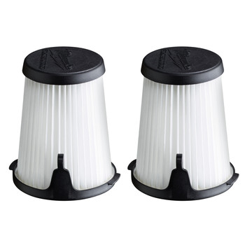 Milwaukee 49-90-1950 3 in. Replacement Filters for 0850-20 (2-Pack)