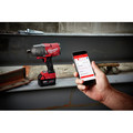 Milwaukee 2864-22 M18 FUEL with ONE-KEY High Torque Impact Wrench 3/4 in. Friction Ring Kit image number 3