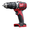 Milwaukee 2697-22PO M18 Compact Lithium-Ion 1/2 in. Cordless Hammer Drill/1/4 in. Cordless Hex Impact Driver Combo Kit (3 Ah) with PACKOUT Tool Box image number 1