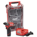 Milwaukee 2453-21P M12 FUEL 1/4 in. Hex Impact Driver with FREE Packout Case