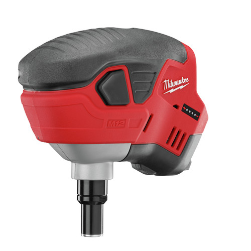 Milwaukee 2458-20 M12 12V Cordless Lithium-Ion Palm Nailer (Bare Tool)