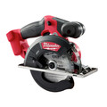 Milwaukee 2782-2783-CPO M18 FUEL Cordless 4-1/2 in. - 5 in. Braking Angle Grinder (Tool Only) plus M18 FUEL Metal Cutting Circular Saw (Tool Only) image number 1