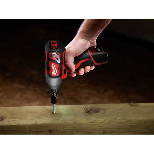 Factory Reconditioned Milwaukee 2494-82 M12 12V Lithium-Ion 3/8 in. Drill Driver and Impact Driver Combo Kit image number 6