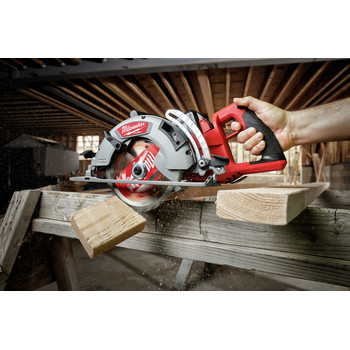Milwaukee 2830-21HD M18 FUEL Rear Handle 7-1/4 in. Circular Saw Kit image number 11