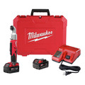 Factory Reconditioned Milwaukee 2668-82 M18 18V Cordless Lithium-Ion 2-Speed 3/8 in. Right Angle Impact Wrench Kit image number 0