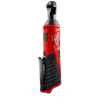 Milwaukee 2456-20 M12 12V Cordless Lithium-Ion 1/4 in. Ratchet (Tool Only) image number 0