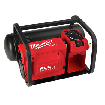 Milwaukee 2840-20 2 Gallon Oil-Free Hand Carry Air Compressor