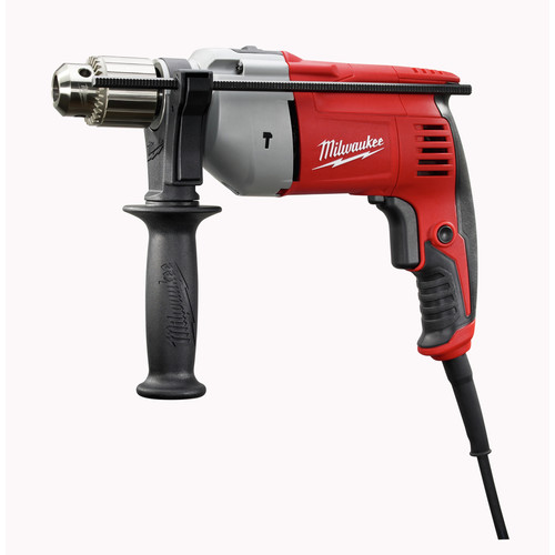 Milwaukee 5376-20 8 Amp 2800 RPM 1/2 in. Corded Hammer Drill image number 0