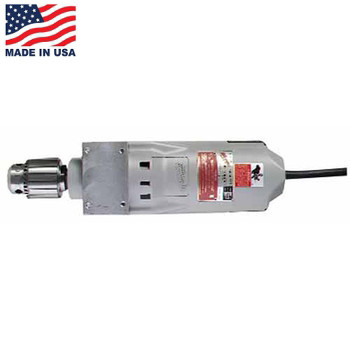 Milwaukee 4262-1 Magnetic Drill Press Motor, 350 RPM with 3/4 in. Chuck image number 1