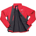 Milwaukee 202R-20XL M12 12V Li-Ion Heated ToughShell Jacket (Jacket Only) - XL image number 3