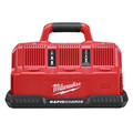 Milwaukee 48-59-1807 M18 and M12 Rapid Charge Station image number 1