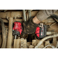 Milwaukee 2854-22CT M18 FUEL Lithium-Ion Brushless Compact 3/8 in. Cordless Impact Wrench Kit with Friction Ring (2 Ah) image number 19