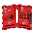 Milwaukee 48-89-2338 23-Pc Cobalt Red Helix Kit image number 0