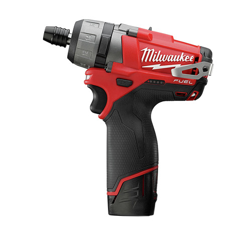 Factory Reconditioned Milwaukee 2402-82 M12 FUEL 12V Cordless Lithium-Ion 1/4 in. Hex 2-Speed Screwdriver