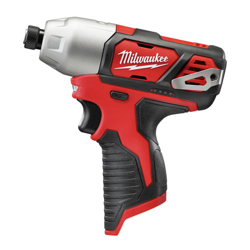 Factory Reconditioned Milwaukee 2494-82 M12 12V Lithium-Ion 3/8 in. Drill Driver and Impact Driver Combo Kit image number 2