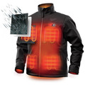 Milwaukee 202B-20S M12 12V Li-Ion Heated ToughShell Jacket (Jacket Only) - Small image number 4